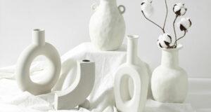 Ceramic Vase Haus Of Higgs Ceramics Vases Moroccan Boho Costal Homewares Decor Interior Interiors Styling Design Style